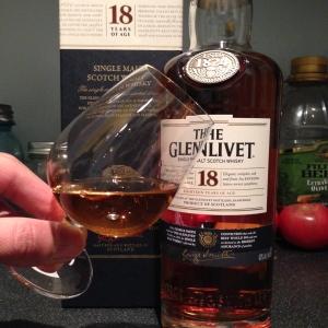 Glenlivet 18 ScotchNs