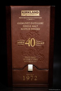 Glenlivet 40 bottled by Alexander Murray and Co for Kirkland