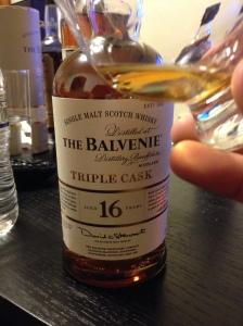 The Balvenie Triple Cask