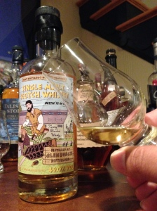 That BoutiqueY Whisky Company Glenburgie Batch 1